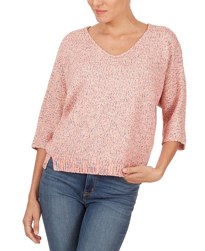 Adyson Parker - Marled-Knit Sweater