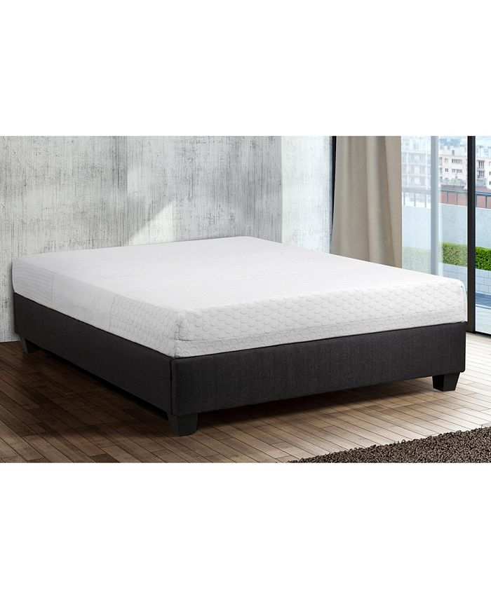 "Primo International - Primo Tallie Deluxe 8"" Gel Memory Foam Cushion Firm Mattress - Twin"