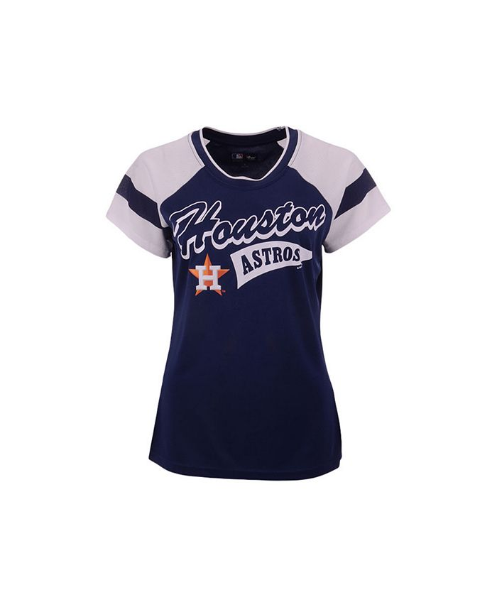 G-III Sports - Women's Houston Astros Biggest Fan T-Shirt