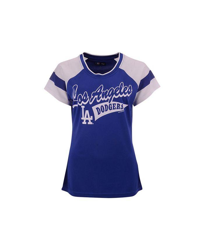 G-III Sports - Women's Los Angeles Dodgers Biggest Fan T-Shirt
