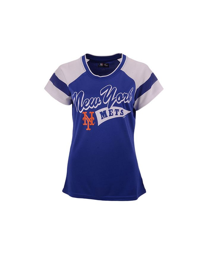 G-III Sports - Women's New York Mets Biggest Fan T-Shirt