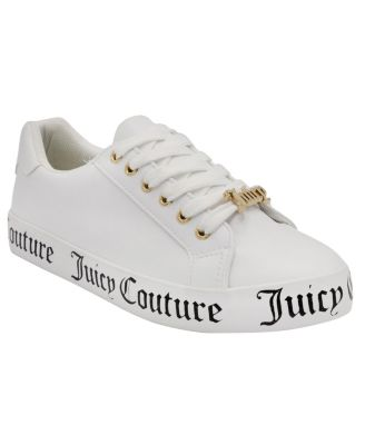Juicy Couture Chatter Logo Sneakers