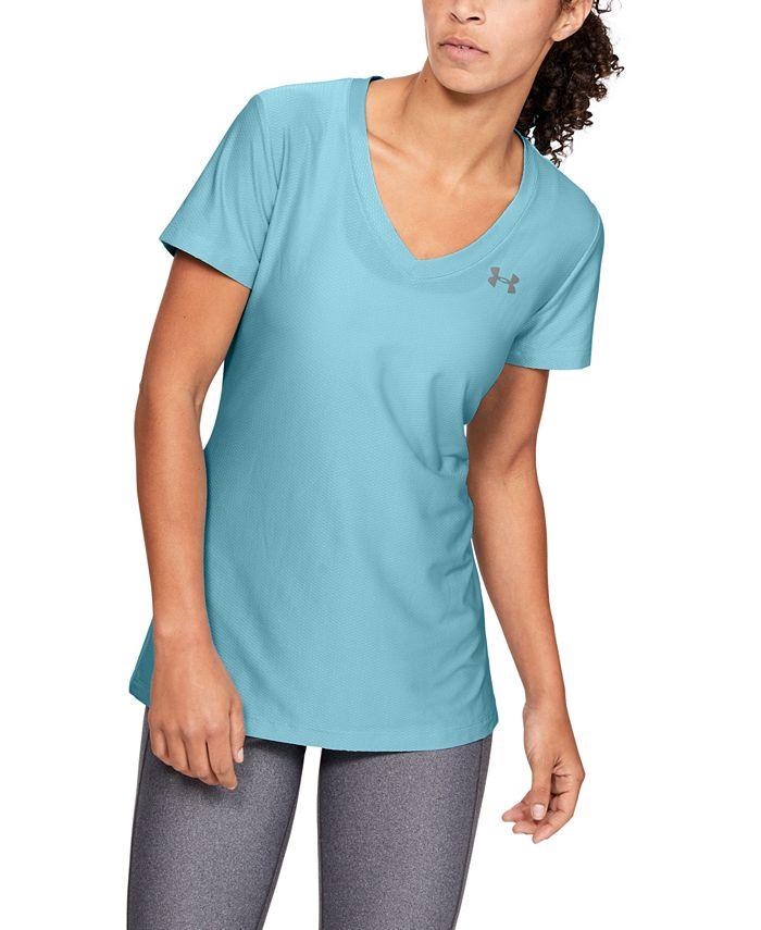 Under Armour - UA Tech V-Neck T-Shirt
