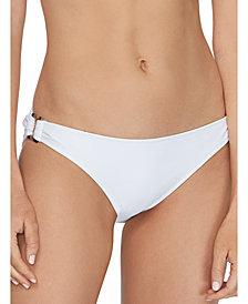 Raisins Juniors' Cali Solids O-Ring Bikini Bottoms