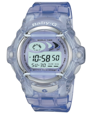 Baby-G Watch, Women's Digital BG169-2V