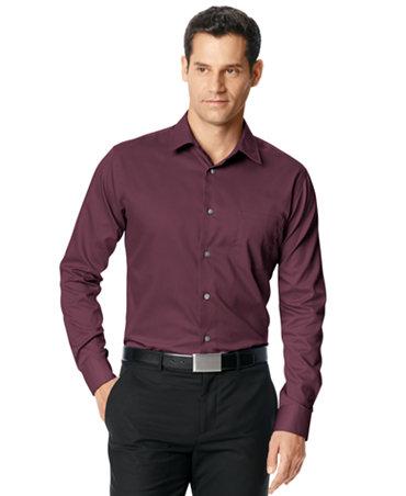 Van Heusen Big And Tall Shirt Long Sleeve Premium No Iron