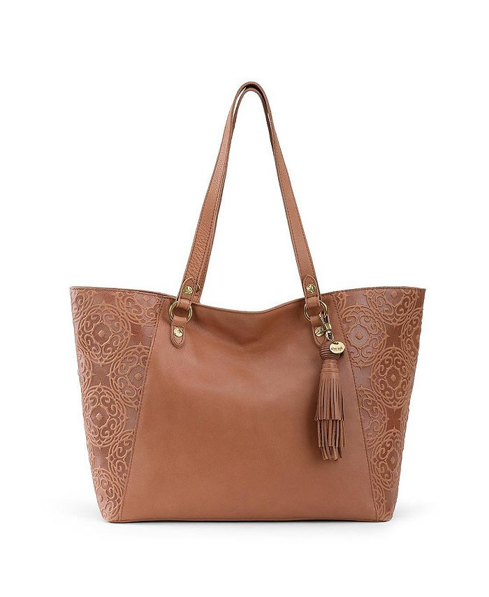 The Sak - Collective Sienna Leather Shopper