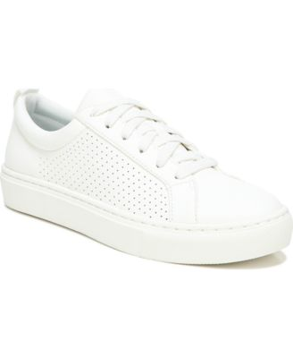 dr scholl's white tennis shoes