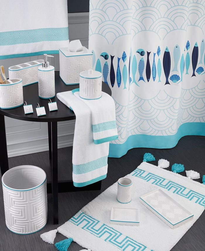 Now House By Jonathan Adler Mercer Bath Accessories Collection Reviews Bathroom Bed Macy S