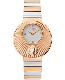 Versus by Versace Women's Sempione Two-Tone Stainless Steel Bracelet Watch 38mm