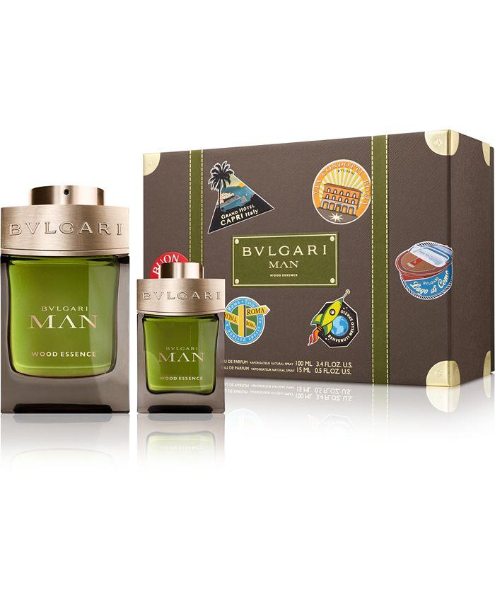 BVLGARI - Men's 2-Pc. Man Wood Essence Eau de Parfum Gift Set