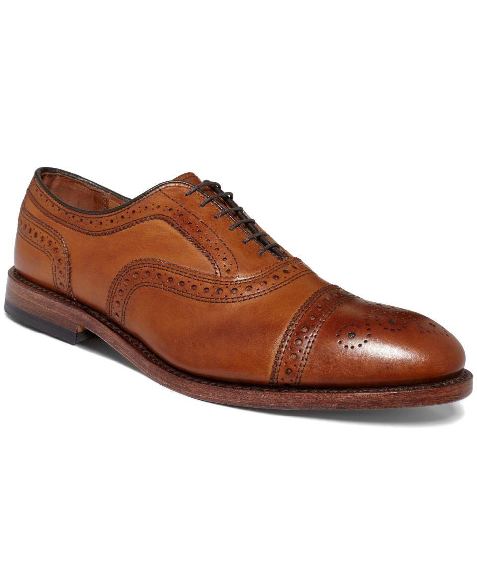 Allen Edmonds Park Avenue Cap Toe Oxfords   Shoes   Men