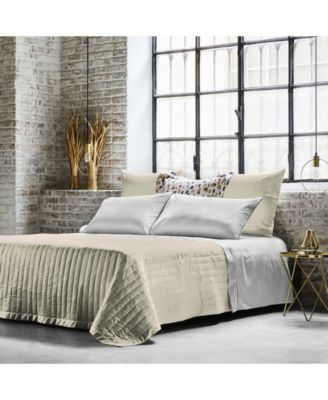Vertical King Coverlet
