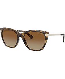 Ralph Polarized Sunglasses, RA5267 56