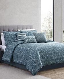 Riverbrook Home Daytona 7 Piece Queen Comforter Set