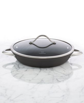 "Calphalon Contemporary Nonstick 12"" Covered Everyday Pan"