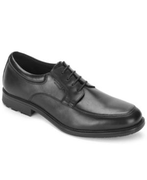 Rockport Men's Essential Details Waterproof Apron Toe Oxfords Men's Shoes