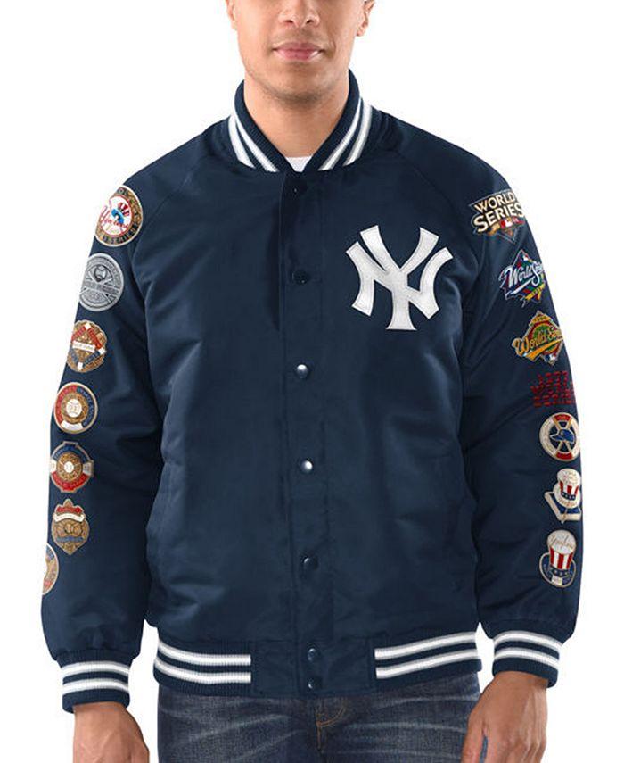 G-III Sports - Men's New York Yankees Game Ball Commemorative Jacket