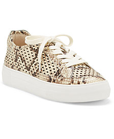 Vince Camuto Karshey Lace-Up Platform Sneakers