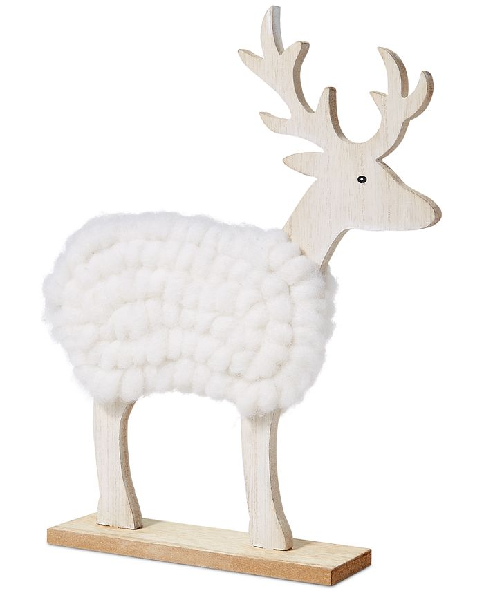 Holiday Lane - Holiday Collection Deer Decor