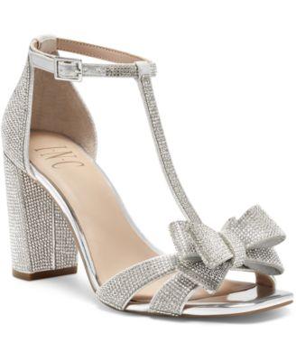 Leonora Block-Heel Sandals, Created for