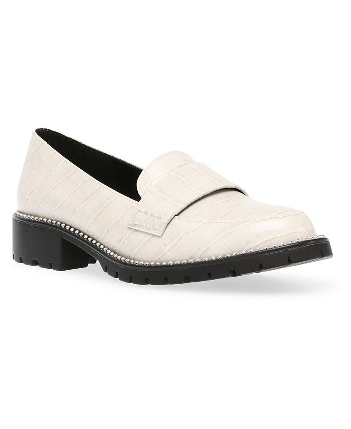 DV Dolce Vita - Cali Chain-Welted Loafers