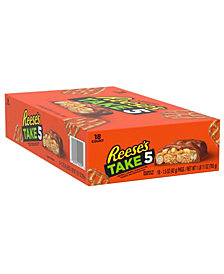Candy Bar, 1.5 oz, 18 Count