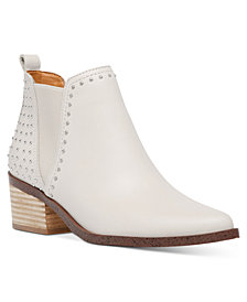 DV Dolce Vita Zendra Studded Chelsea Booties