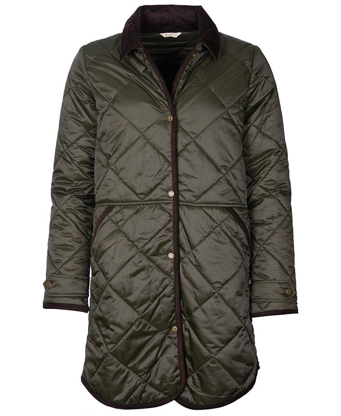 Barbour - Peppergrass Quilted Coat