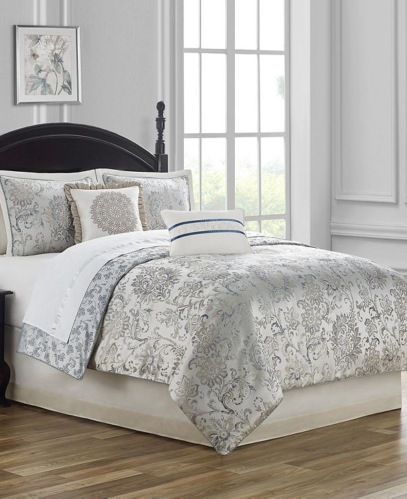 Waterford CLOSEOUT! Lynne Comforter Collection