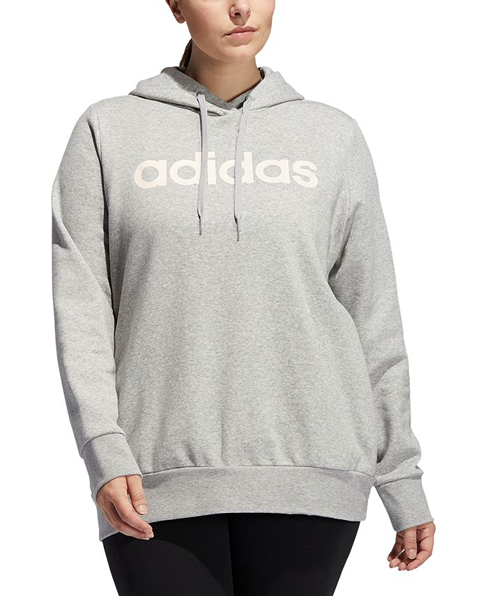 adidas - Essentials Plus Size Fleece Hoodie