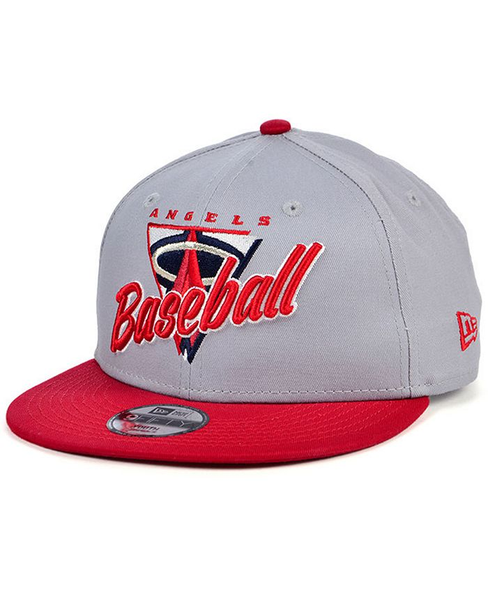 New Era - Los Angeles Angels Lil Away Game 9FIFTY Cap