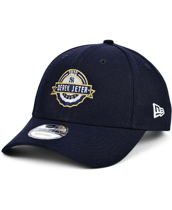 New Era - New York Yankees Hall of Fame Ceremony Circle 9FORTY Cap Derek Jeter