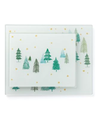 Balsam Lane Glass Prep Board 2-piece Set