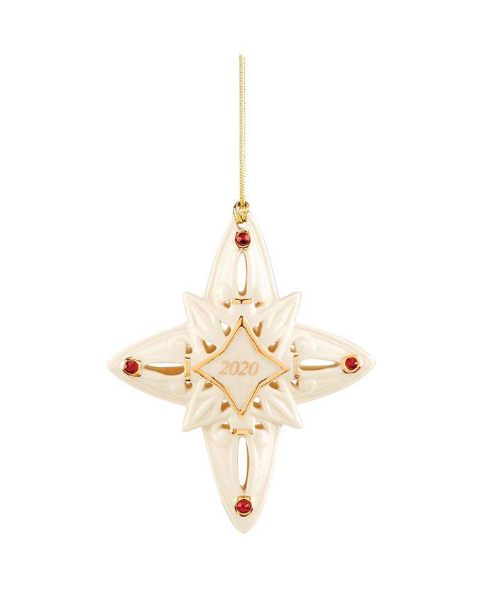 Lenox - 2020 Gleaming Star Ornament