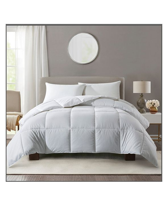 Hotel Collection 300-Thread Count King Down-Alternative Comforter, Created for Macy's