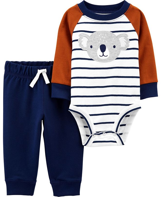 Carter's Baby Boy  2-Piece Koala Bodysuit Pant Set