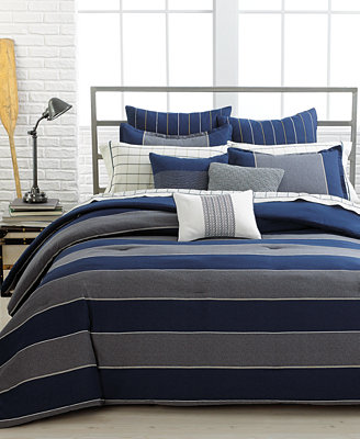 Nautica Harpswell California King Sheet Set - Bedding Collections