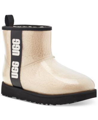 UGG® Women's Classic Mini Clear Boots