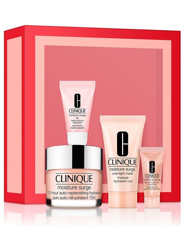 Clinique 4-Pc. More Than Moisture Gift Set