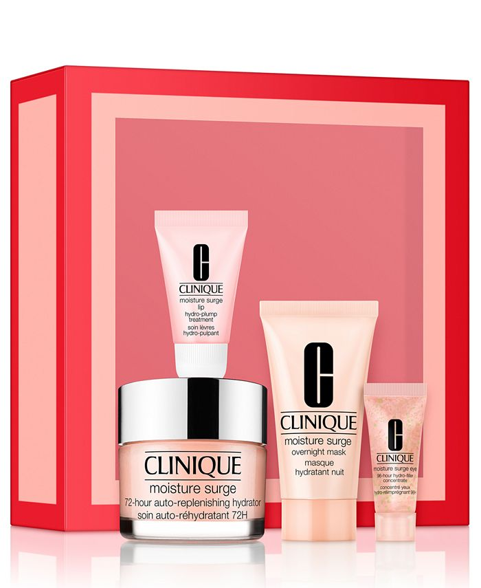 Clinique - 4-Pc. More Than Moisture Gift Set