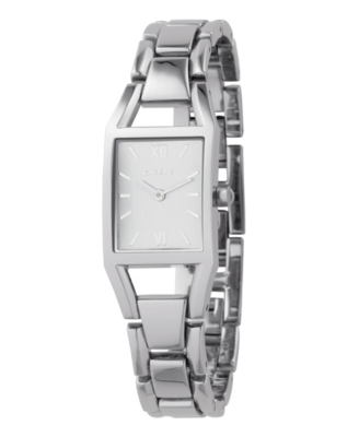 DKNY Watch, Women's Stainless Steel Bracelet NY3143 - Watches