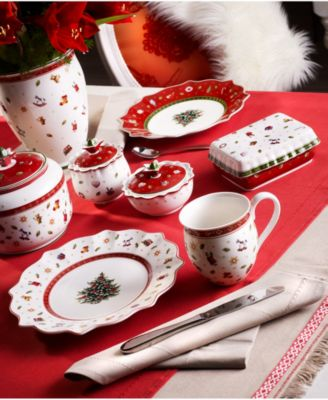 Toys Delight 6 Piece Red Breakfast Set
