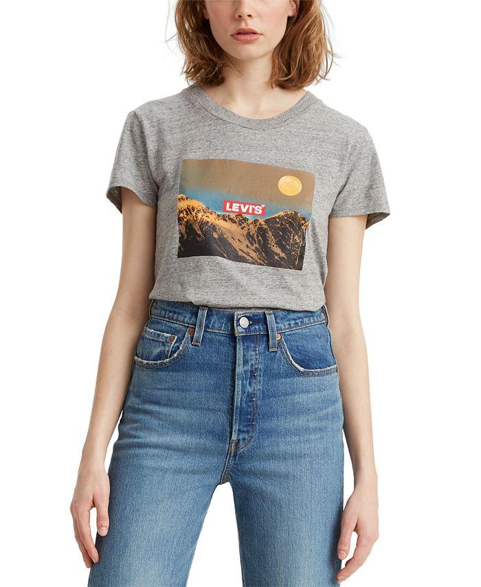 Levi's - Cotton Graphic T-Shirt