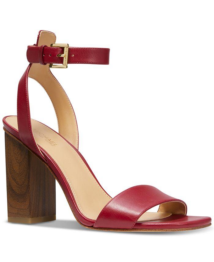 Michael Kors - Petra Ankle-Strap Sandals