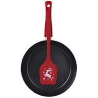 Deals on Sedona 10-inch Nonstick Sauté Pan & Silicone Turner