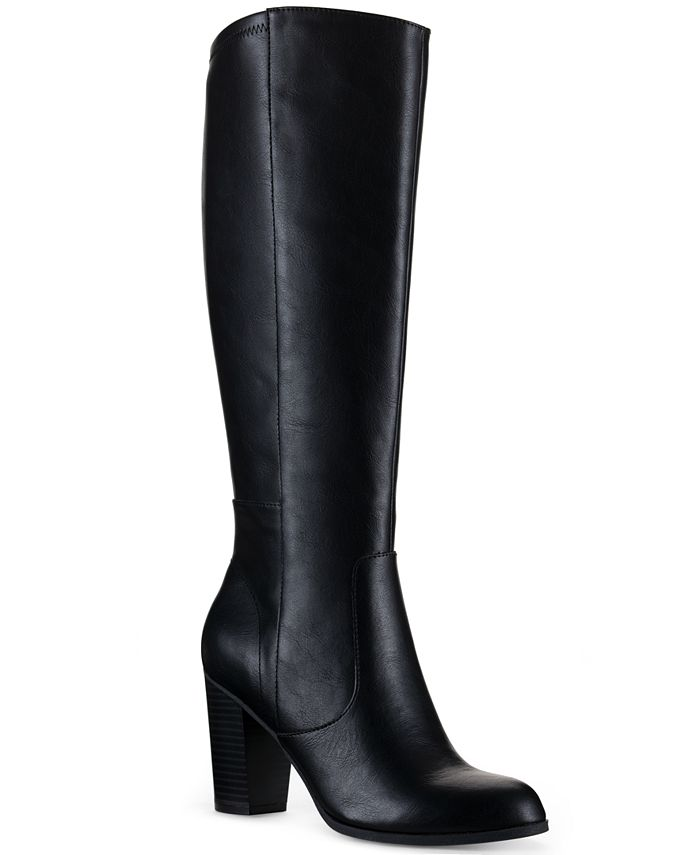 Style & Co - Addyy Extra Wide-Calf Dress Boots