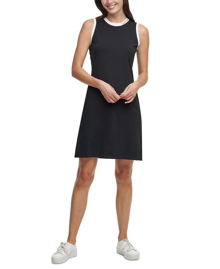 Calvin Klein - Logo Shirtdress