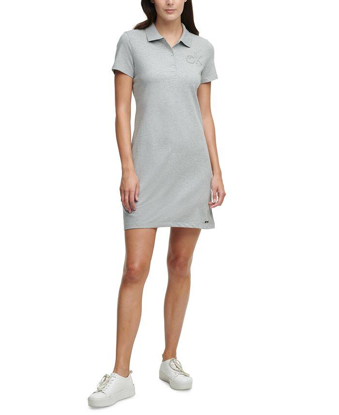 Calvin Klein - Polo Shirtdress