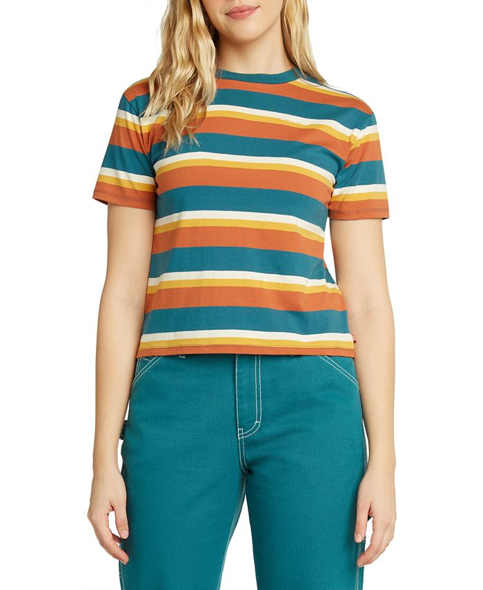 Dickies - Striped Cotton T-Shirt
